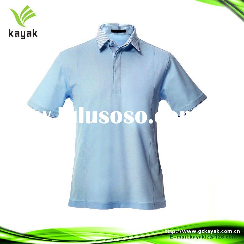 Hot sell 2012 latest high quality uniform polo shirt women