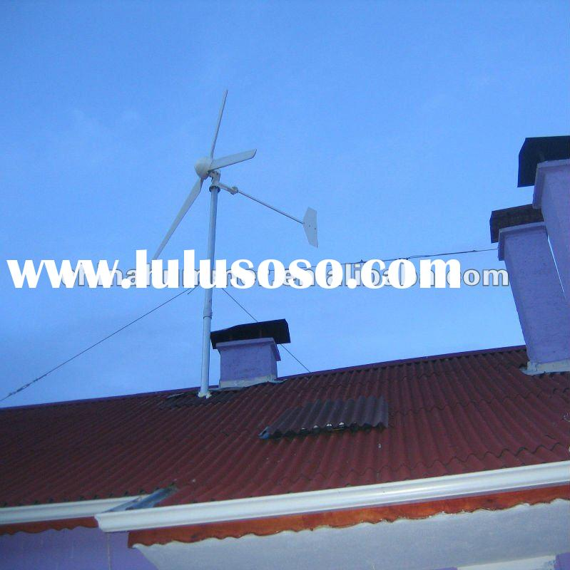 Hummer 500KW wind turbine/Permanent Magnet generator/wind power energy