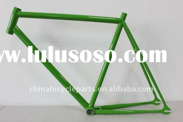 Humpert Green HKS Fixed Gear Frame Bike