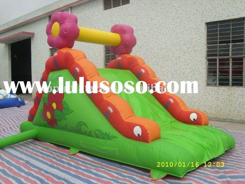Inflatable slide,inflatable water slide, TP-BC-0235,inflatable pool slide,large inflatable slide, in
