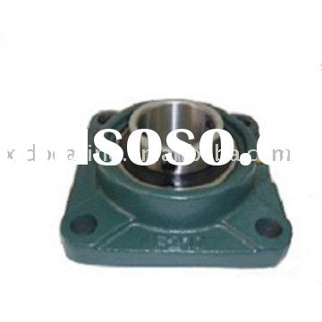 Insert Ball Bearing With Flange Housing F205