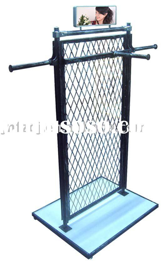 JN-058a Steel Retail store fixture , retail furniture, fabrication