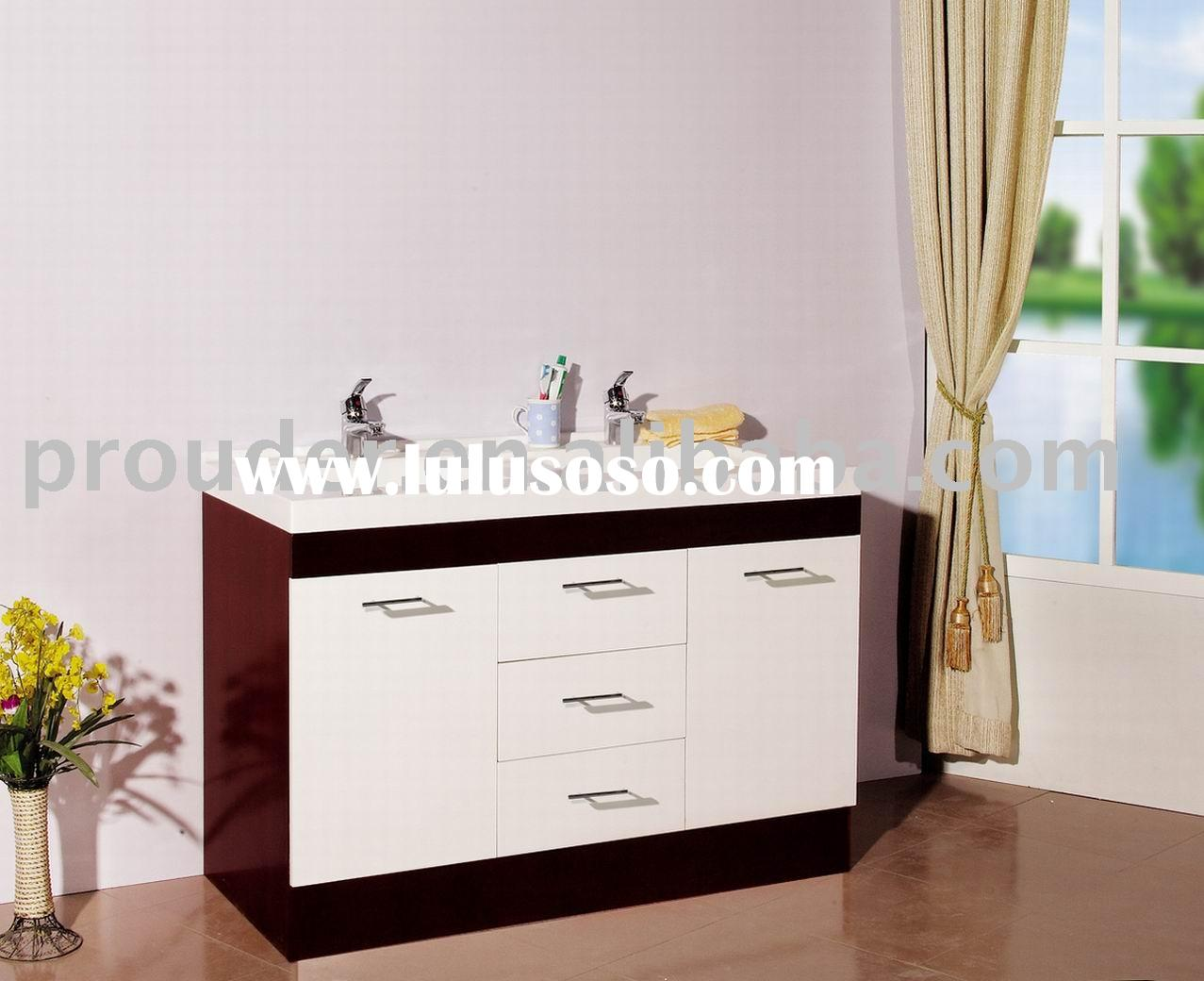 KEITH VANITY COMBINATION (bathroom vanity,double basin,bathroom cabinet)