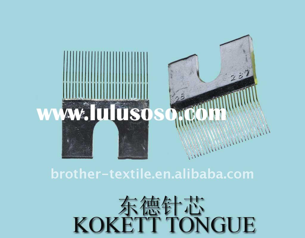 KOKETT Tongue Spare Parts of Knitting Machine
