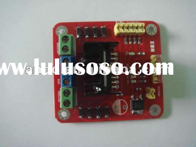 L298N Motor Driver board modules / stepper motor / intelligent vehicle / robot / Arduino