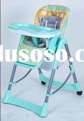LHB-009 baby high chair with tray