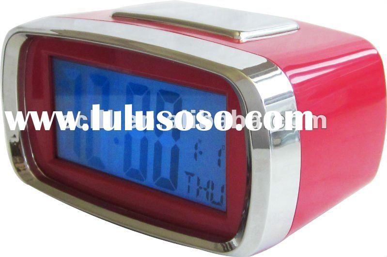 Led light Table Alarm Clock