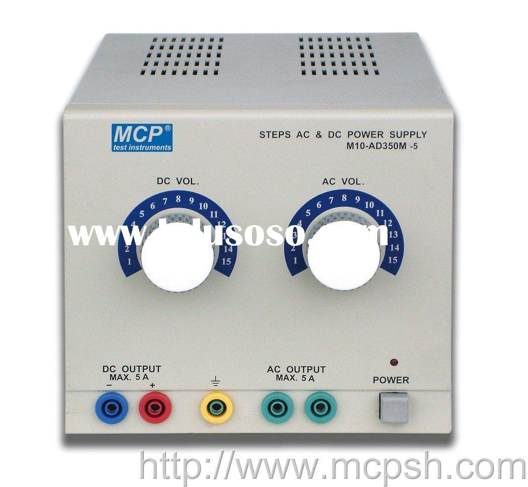 M10-AD350M-5 AC & DC POWER SUPPLY