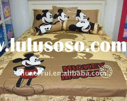 mickey mouse single bedding 3