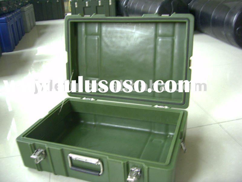 NEW!!! hard plastic tool box /storage box with handle/ plastic case for gun(ST-453523)