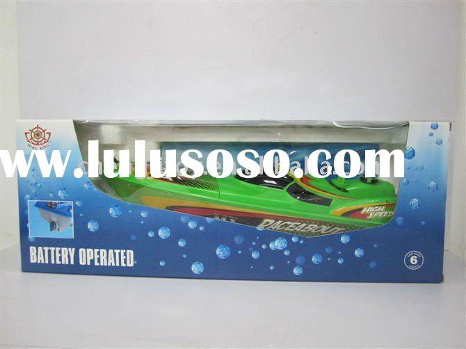 New & Fantasy battery operated plastic toy boats CJ-0452307