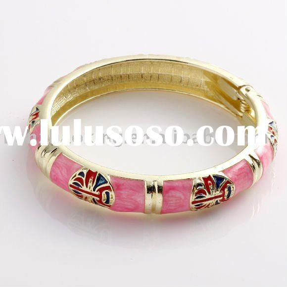 New design indian bangles gold plated