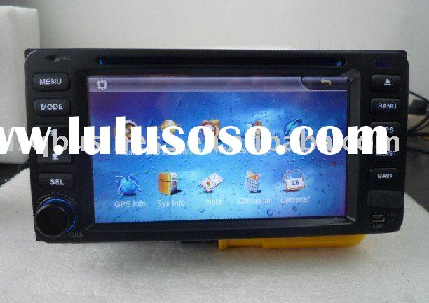 Old corolla car dvd radio with gps, radio, usb/sd, radio, tv, ipod, digital tv optional