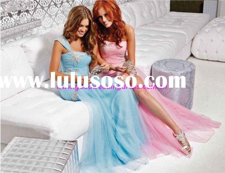 One-shoulder Prom dresses 2011