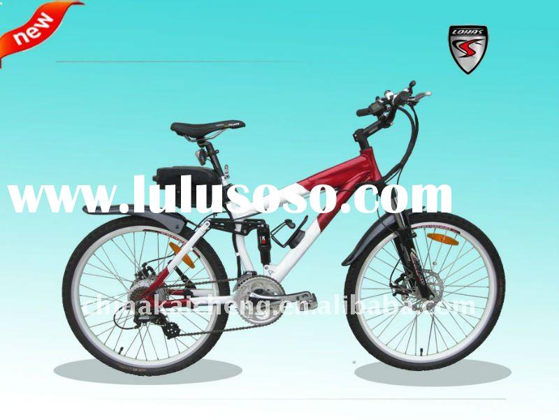 PAS/electric power / mountain bike with huh brushless motor