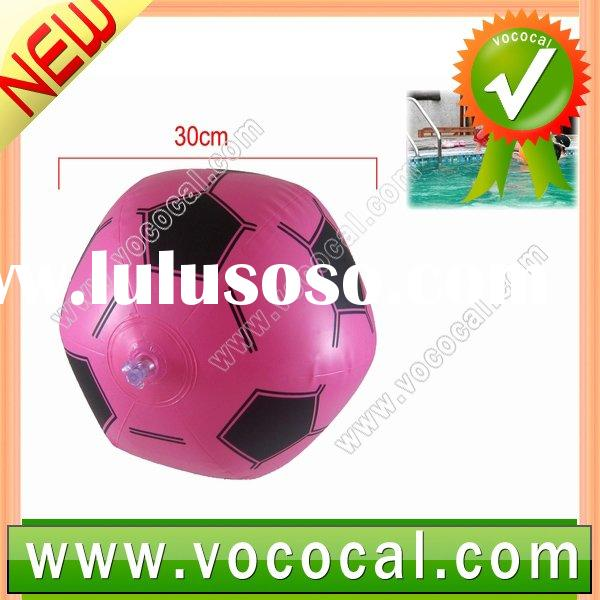 Pink Inflatable Beach Ball Beachball Swimming Pool Toy