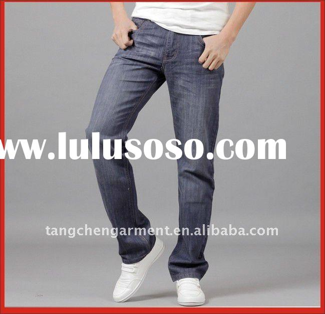 Popular men jeans top brand men jeans pants