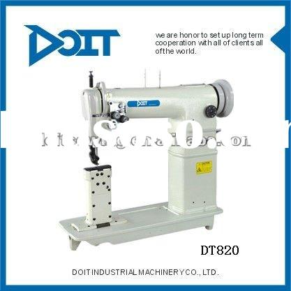 Post Bed Twin-needle Heavy Duty Lockstitch Industrial Sewing Machine DT820