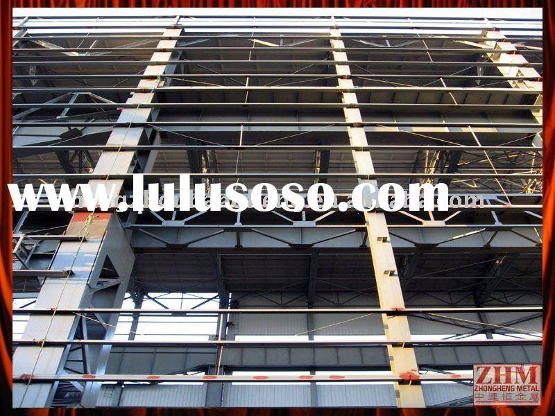 Pre-engineered Multi-story Highrise Steel Building Construction