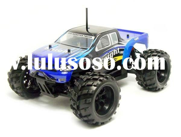 RC Model 1/18TH SCALE 4WD ELECTRIC POWER MONSTER TRUCK