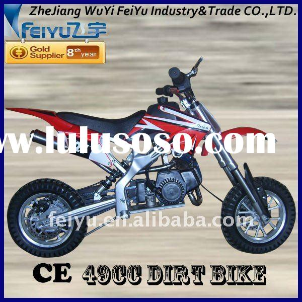 Sell double frame mini dirt bike 49cc