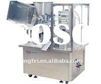 Soft tube production line for packing Shampoo and cosmetics(toothpaste filling and sealing machines)