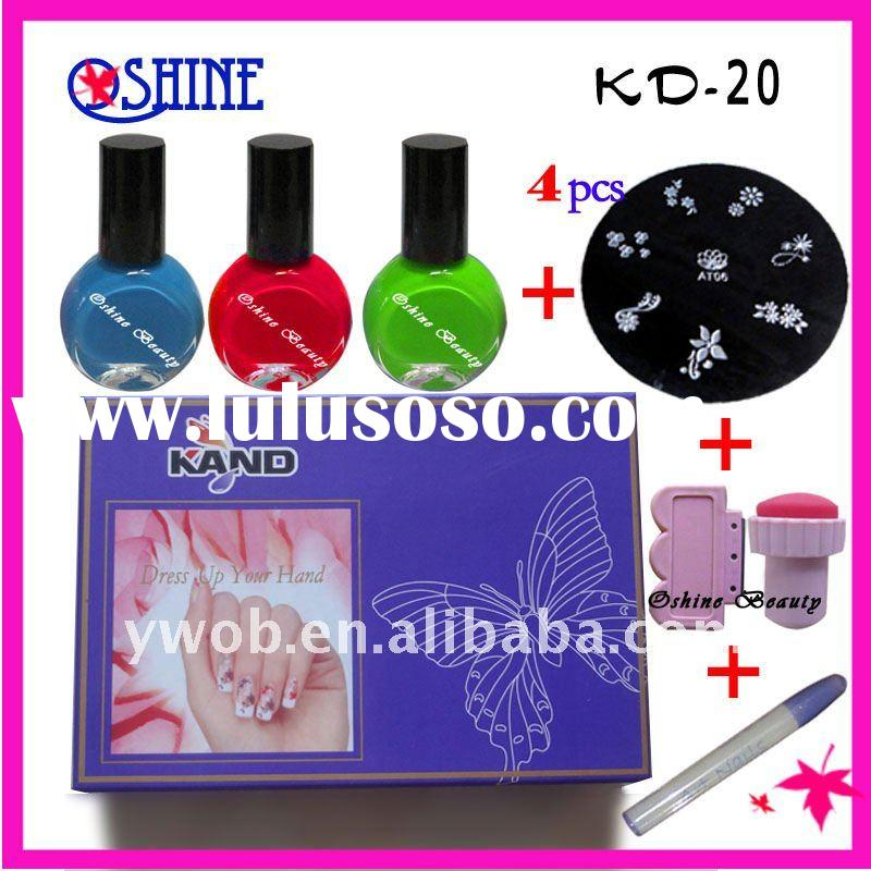 Stamping Kits for Nail Art