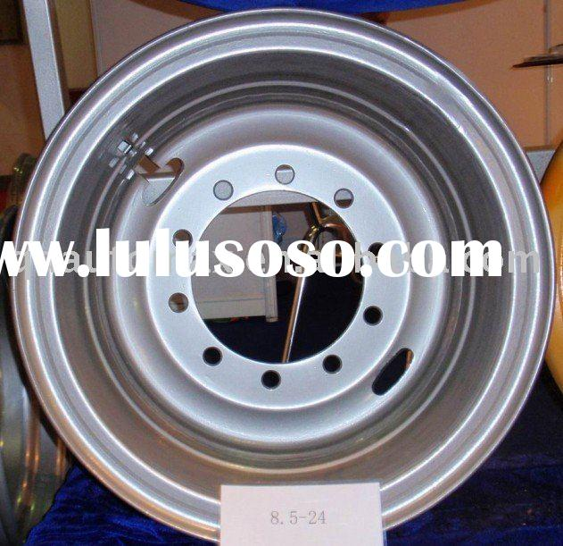 Steel Wheel Rims 8.50-24 for 12.00R24 truck tyres