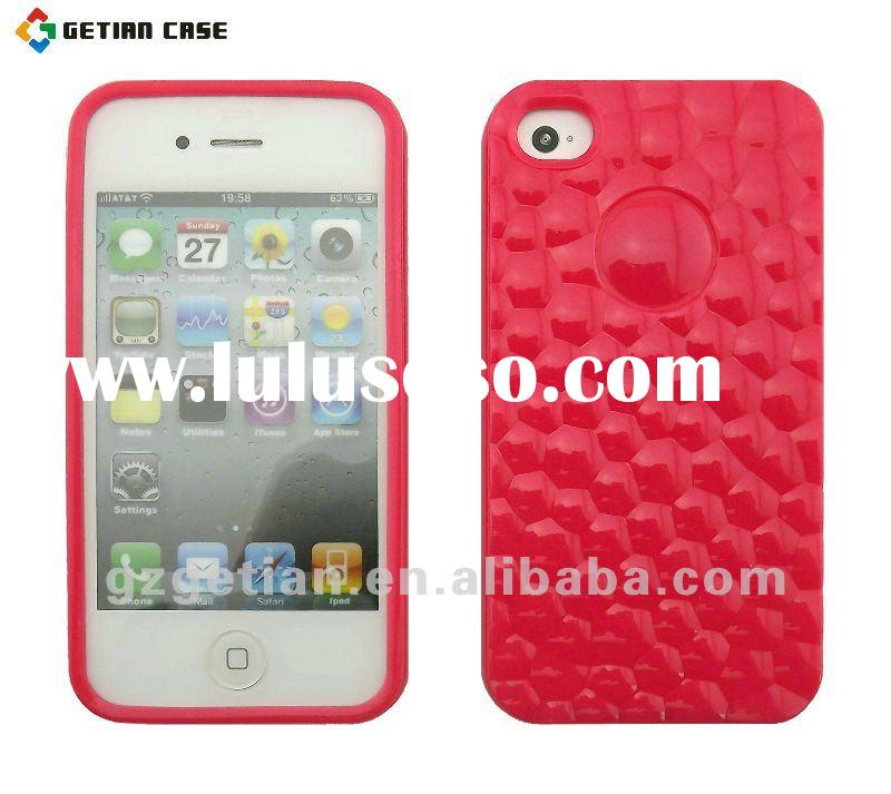 TPU Mobile Phone Case for iPhone4, for Iphone4 case