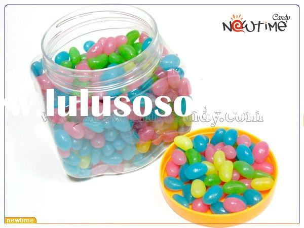Top Quality Jelly Beans (Natural color,Natural Flavor)