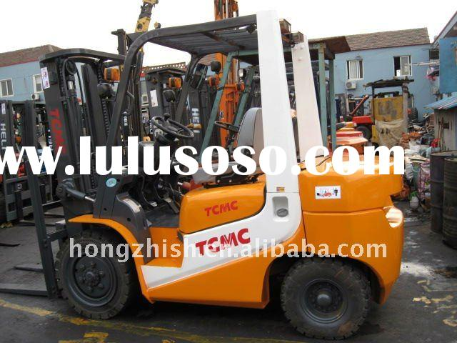 Used Electric forklift truck of TCM 3Ton on sale