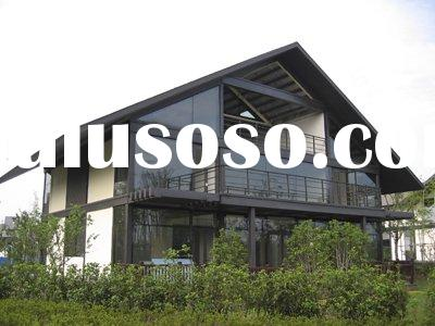 Villa/prefab house/prefabricated home/container house