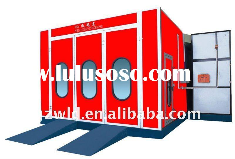 WLD7100 Auto paint booth (Common Type) (ISO),good painting and baking effect