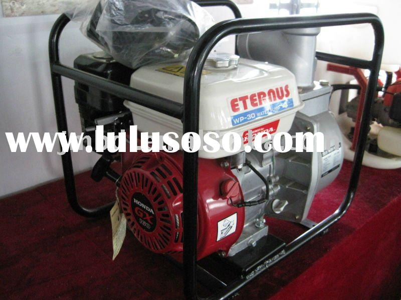 WP30 water pump with Honda engine