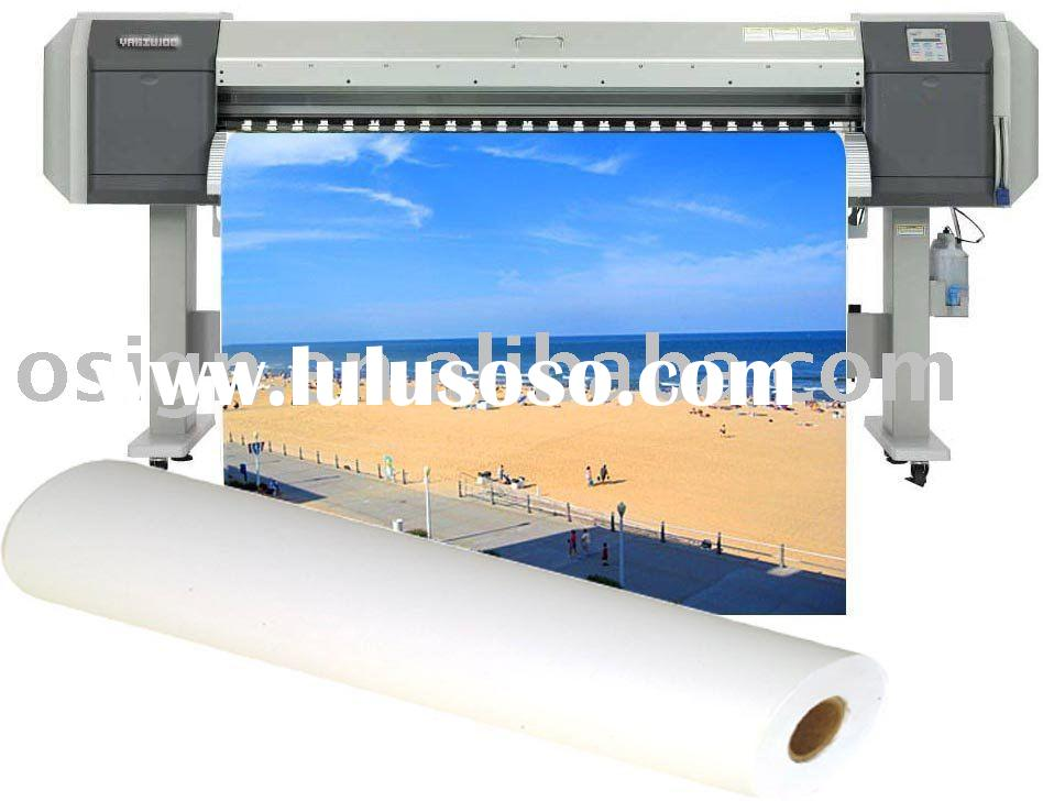 Water Base Inkjet Media / PP Inkjet Paper / self adhesive pp