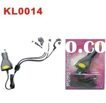 Wholesale!KL0014 Bestselling Universal charger mobile phone charger,car cell phone universal battery