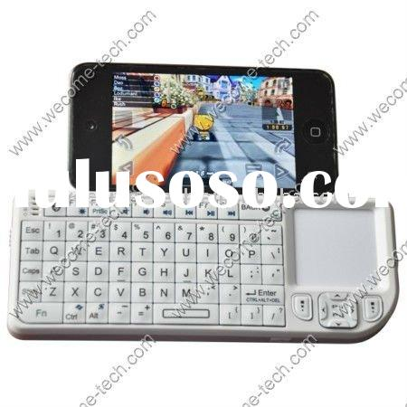 Wireless Keyboard -- Rii Mini Bluetooth Wireless Keyboard With Touchpad, Laser Pointer (RT-MWK02)