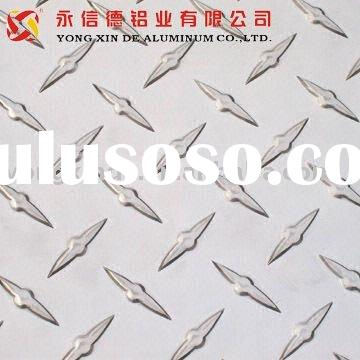 aluminum diamond plate in various size & thickness with reasonable price
