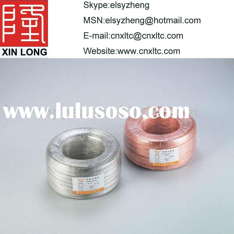braided cable copper wire