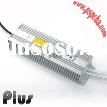 constant voltage and constant current led driver, dimmable led power driver (CE ROHS FCC approved)