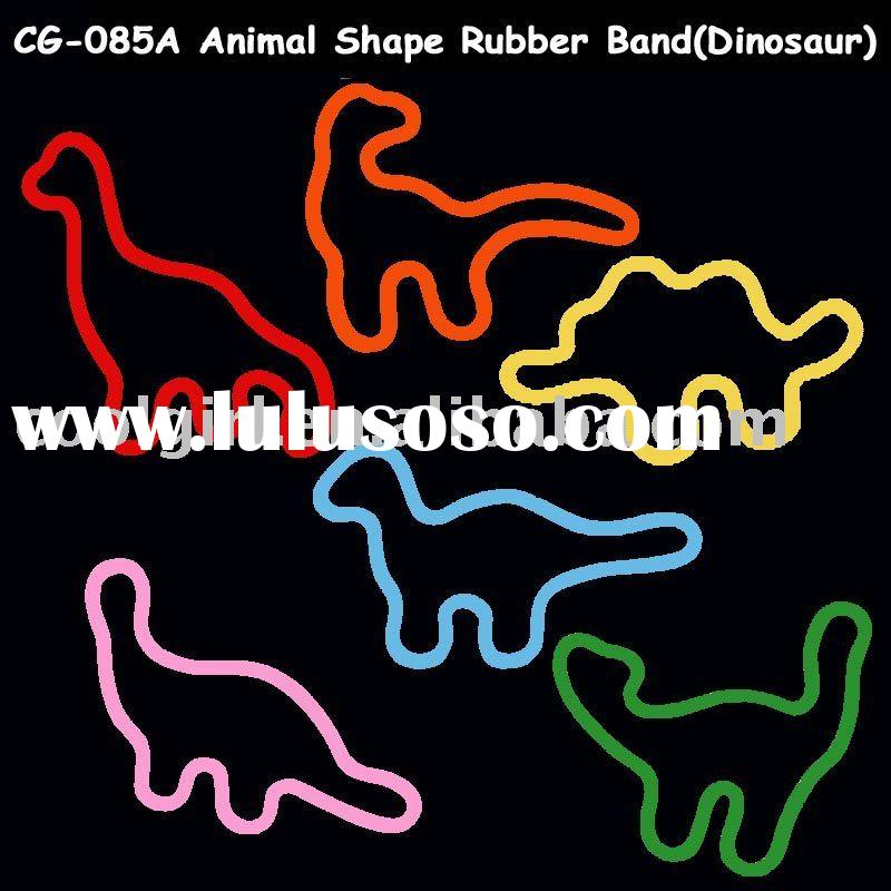 how to make rubber band animals