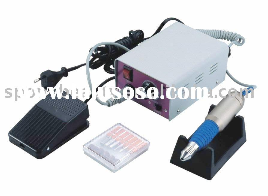 electric nail drill equipment