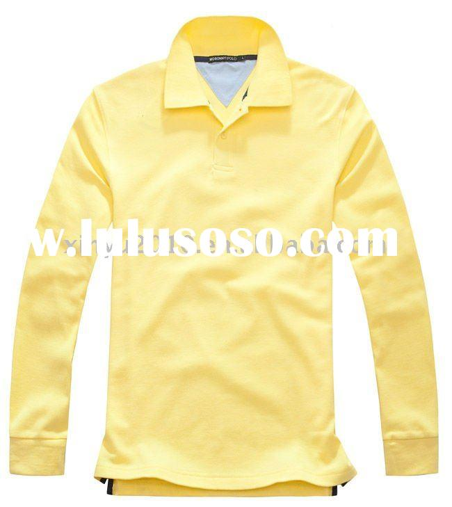 fashion apparel polo shirt for men