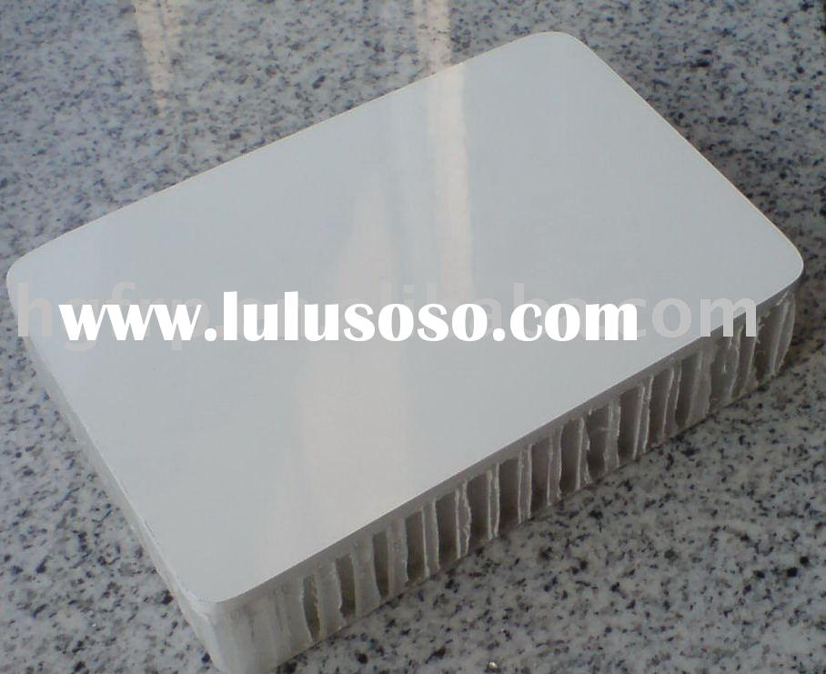 fiberglass honeycomb panel GRP honeycomb panel frp honeycomb panel