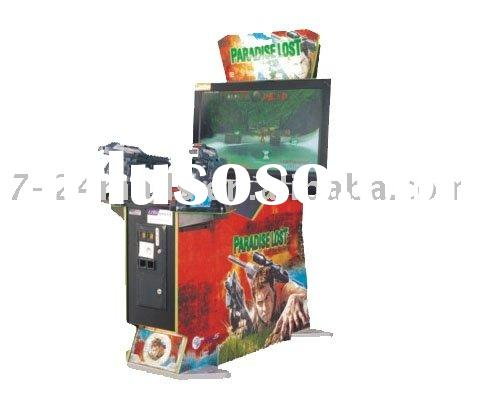 game machine---Paradise lost shooting machine.coin operated game machine,arcade game
