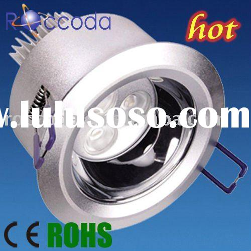 high power led ceiling light round
