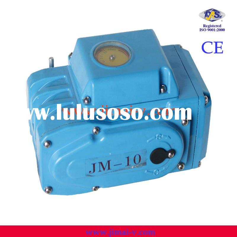 high torque 12v electric valve actuator