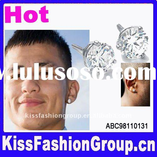 Buy Wholesale men diamond earrings Items, Cheap men diamond earrings Online