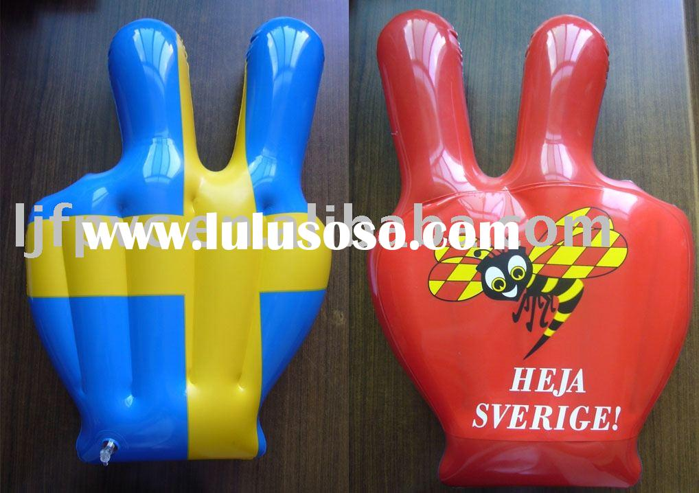 inflatable palm,inflatable hand,inflatable toys,inflatable advertising products,inflatable promotion
