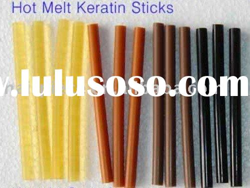 keratin melt Glue stick,Glue stick, hot melt glue stick,transparent glue sticks,hotmelt glue stick,